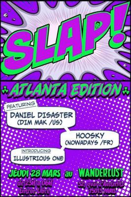 SLAP ! - ATLANTA EDITION