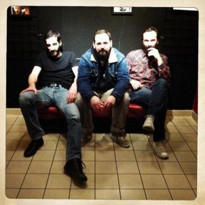 The H.O.S.T folk'n'rock band en concert