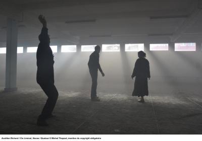 Aurélien Richard / Cie Liminal - Noces / Quatuor
