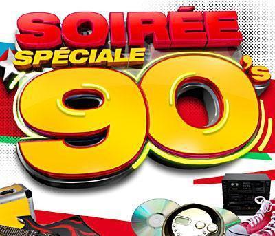 La soirée hits 90's