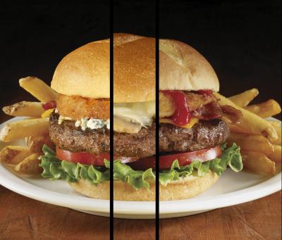 Composition de Legendary Burgers