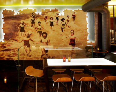 Le nouveau Restaurant 107 de Philippe Baldran