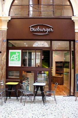 Bioburger réinvente le fast food.