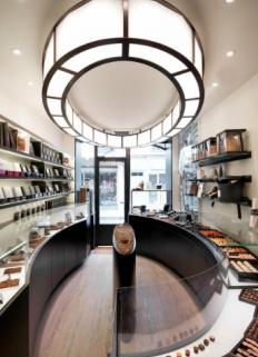 Le plus français des chocolatiers belges, Pierre Marcolini, s'installe désormais rue du Bac