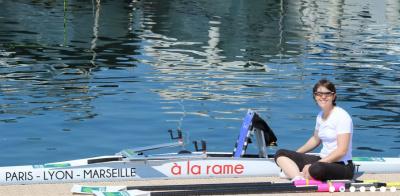 Un défi spotif et humain, à la rame, sur les voies navigables de France