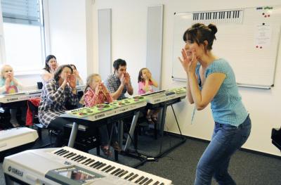 Yamaha Music School, une école de musique unique, de 3 ans à 80 ans