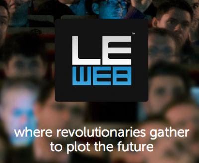 Salon LeWeb 2013, à la découverte de 4 technologies qui transforment vos sorties !