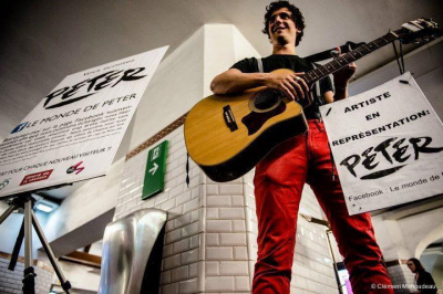 Concert PETER / JEREMY PLANK / ALVINA LANSELLE