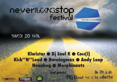 NeverFuckingStop festival