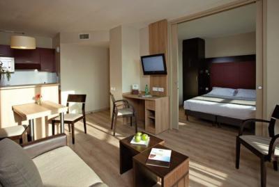 Nouveaut la r sidence appart h tel park suites for Residence appart hotel paris