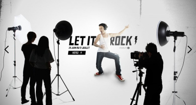 Converse Let it rock