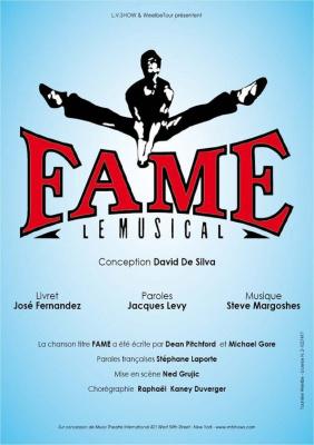 Fame 2010 Casino de Paris