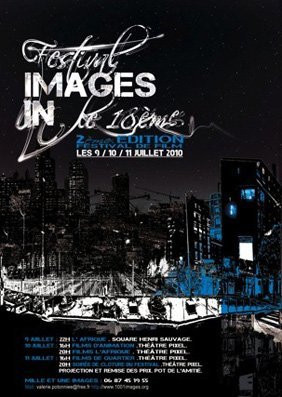 affiche Festival Images In