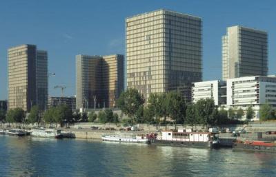 Site Franois-Mitterrand, BnF Photo : Alain Goustard/BnF Architecte D. Perrault - ADAGP, 2004
