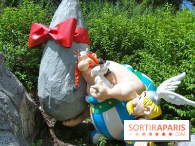 Parc Asterix Asterix et Obelix