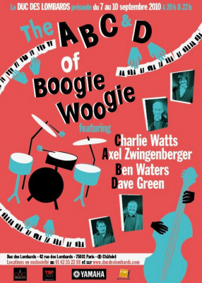 ABC of Boogie Woogie