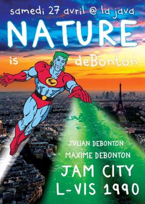 NATURE IS DEBONTON