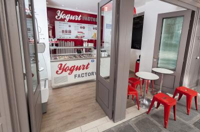 Yogurt Factory à Paris