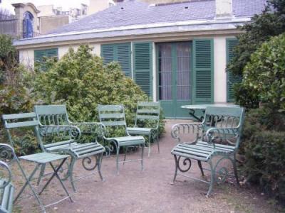 Jardin Balzac