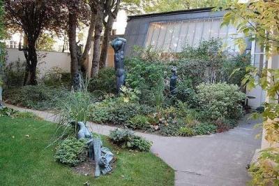 jardin zadkine