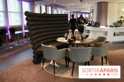 Restaurant Quinte & Sens Pullman Paris La Défense