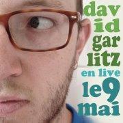 David Garlitz à la Bellevilloise