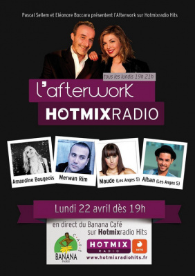 L'Afterwork Hotmixradio