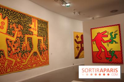 Keith Haring au Musée d'Art Moderne de Paris