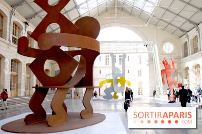 Exposition Keith Haring au 104