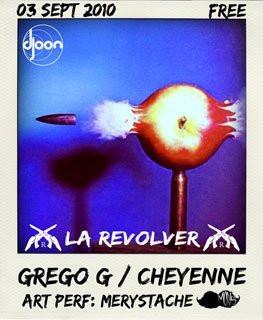 La revolver