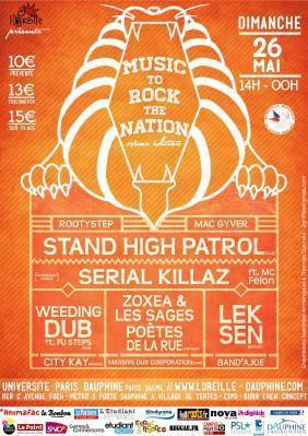 Music to Rock the Nation #15