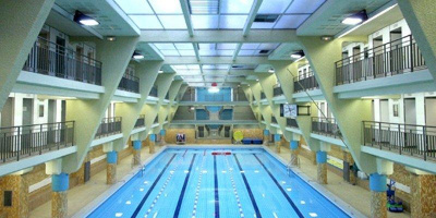 Les piscines paris 19 me arrondissement - Piscine porte de champerret horaires ...
