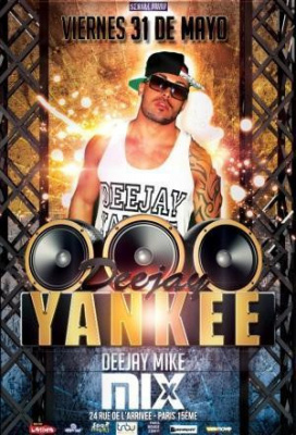 DEEJAY YANKEE SHOWLIVE - ENTREE GRATUITE