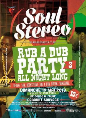 Soul Stereo - Rub a Dub Party #3