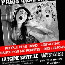 Paris Indie Night