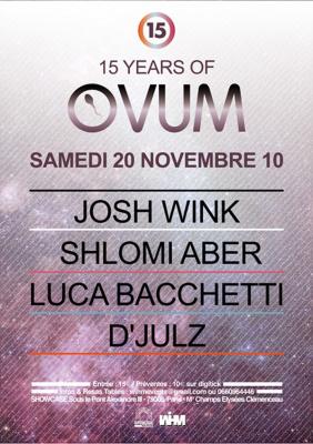 15 years of Ovum