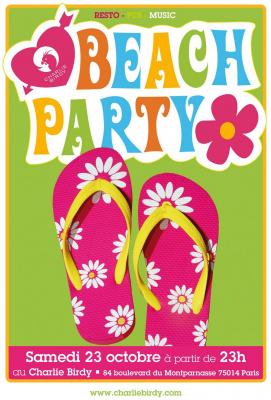 beach party cb