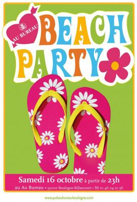 beach party bureau
