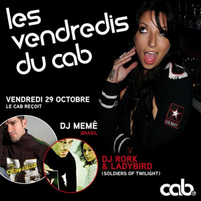 vendredis du cab