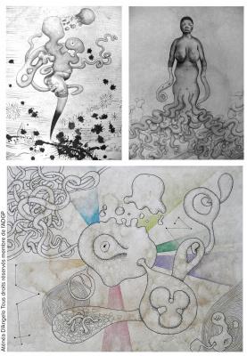 """Exposition N°1 """"Le Chaînon-Manquant"""""""
