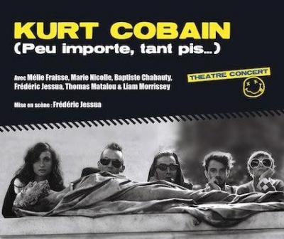 Kurt Cobain (Peu importe, tant pis...)