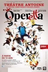 Operetta au Théâtre Antoine