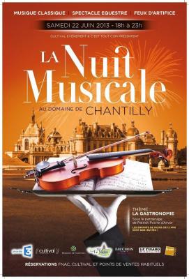 La Nuit Musicale de Chantilly