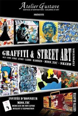 Exposition Graffiti et Street Art