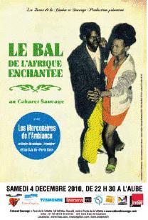 le bal de l'afrique