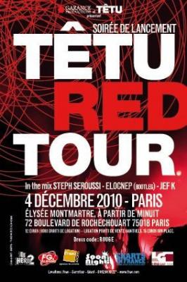 tetu red tour
