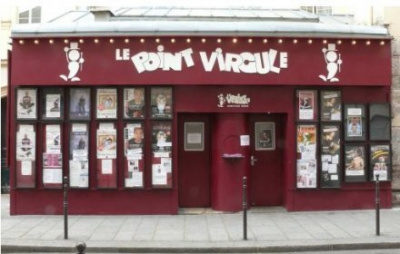 Théâtre Point Virgule