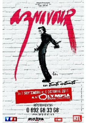Aznavour à l'Olympia
