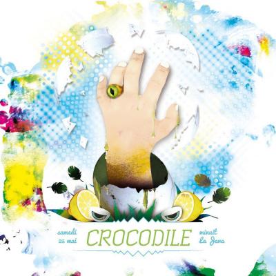 CROCODILE W/ SUPERMEN LOVERS