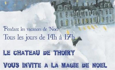 Noël à Thoiry 2010